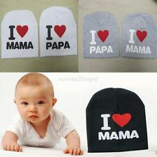 Newborn Cute Baby Boy Girl Unisex Kid Cotton Beanie Hat Toddler Infant Cap U63