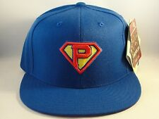 MLB Pittsburgh Pirates American Needle Superman Fitted Hat Cap Blue