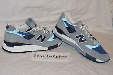 New Balance 998 Moby Dick - CHOOSE YOUR SIZE - M998MD Author's Pack Grey Navy