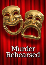 Murder Rehearsed! - 6, 8, 10, 12  player games