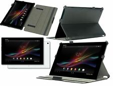 Stong-Hold Real Leather Case / Cover for the Sony Xperia Tablet Z and Z2