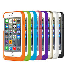 Portable External Battery Case Charger Charging Cover Backup For iPhone 6 & 6 +
