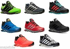 New Men's ADIDAS Springblade Drive Running Shoes Brand New In Box
