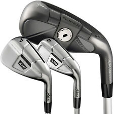 Adams Golf XTD Forged Iron Set (5-PW) / DHy Hybrid Irons (21* & 24*) - NEW