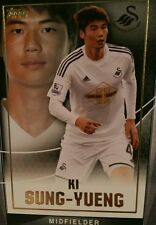 Topps Premier Club 2014/15 base cards #113-140