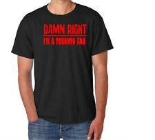 Toronto Damn Right Show Your Pride Funny Shirt Of Canada