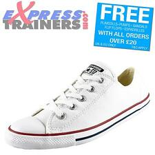 Converse Femme Filles all star chuck taylor dainty ox lo formateurs * authentic *