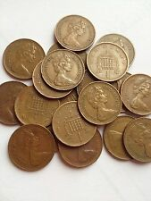 1p 1 Pence One Penny Coin UK From 1970-2008 Rare 2008 Portcullis