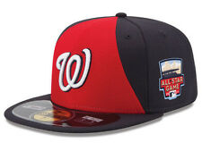 Official MLB 2014 Washington Nationals All Star Game New Era 59FIFTY Hat