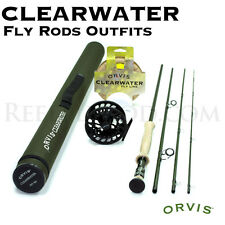 NEW - Orvis Clearwater 7wt 9'6 Fly Rod Outfit 967-4 - FREE SHIPPING!