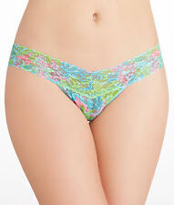 Hanky Panky Lilly Pulitzer Checking In Low Rise Thong Panty