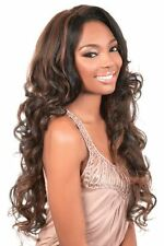 LS. OHIO - MOTOWN TRESS SYNTHETIC SWISS LACE PART PRE-CUT LACE FRONT WIG
