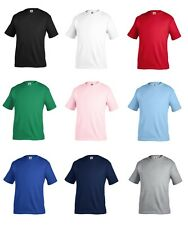 TODDLER BASIC PLAIN TEE SHIRT FOR BOYS AND GIRLS SIZE -  2T, 3T, 4T, 5T