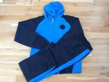 CONVERSE ALL STAR Boys Shell Tracksuit/Jog Suit/Clothes