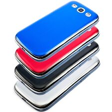 kwmobile BACK COVER FOR SAMSUNG GALAXY S3 I9300 / S3 NEO I9301 ALU CASE HARD