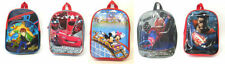BOYS BACK TO SCHOOL BACKPACK: BEN 10, MICKEY MOUSE, SPIDERMAN, SUPERMAN & CARS
