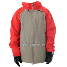 VOLCOM Mens 2012 Snowboard Moss INDUSTRIAL Insulated JACKET