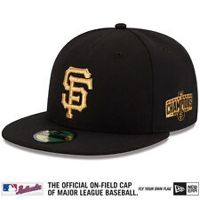 2014 MLB World Series Champions San Francisco Giants New Era Ring Ceremony Hat