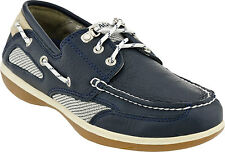 Sebago Women's Castine boat / nautical shoe
