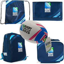 Official England 2015 Rugby World Cup Merchandise Souvenirs Backpack Wallet Ball