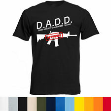 DADS AGAINST DAUGHTERS DATING T Shirt Funny Dad Gift Fathers Day Humor