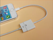 Adapter Converter For iPhone 5/6/plus - CONNECT TO IPHONE 4 CABLE CHARGER