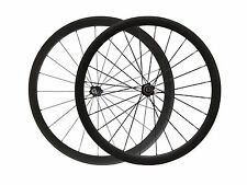 New 23mm width 38mm depth bicycle Carbon Road bike wheels 700c Carbon Wheelset