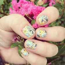 Jamberry Nail Wraps - Half Sheets - Garden Party - Pre Order - Free Samples