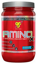 BSN Amino X 30 70 Serving Effervescent Essential Acid Powder Intra Workout Drink