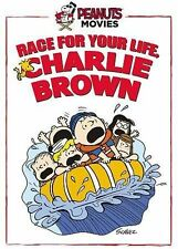Peanuts: Race For Your Life Charlie Brown DVD