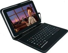 """Tablet PC 9"""" 1.2Ghz Android 4.0 OS Capacitive Dual Camera MID, Keyboard Bundle"""