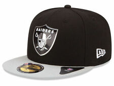 Official 2015 NFL Draft Oakland Raiders New Era 59FIFTY On Stage Fitted Hat