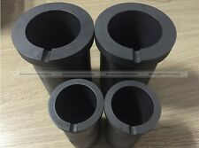 Graphite Crucible 1/2kg Gold Silver Melting Casting Metal Furnace Top Quality