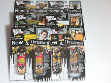 Tech Deck New & Thrashed Finger Skate boards Tony Hawk Willy Tory YOUR CHOICE!