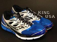 Men's Saucony Hurricane ISO Atheltic Running Shoes, Blue