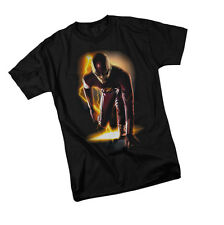 The Flash - CW's TV Show - READY! -- Adult Size T-Shirt