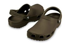 Crocs Relief Rx Brown Clogs Medical Clogs Womens 4, 6  Made in Canada NWT