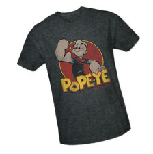 POPEYE Flexing - PREMIUM Adult Size T-Shirt