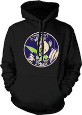 A Friend With Weed Is a Friend Indeed- MaryJane Pot Funny Hoodie Pullover
