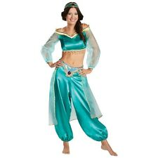 Jasmine Prestige Costume Adult Disney Princess Womens Halloween Fancy Dress