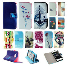 FASHION LOVELY WALLET STAND FLIP PU LEATHER COVER CUTE CASE FOR SAMSUNG GALAXY
