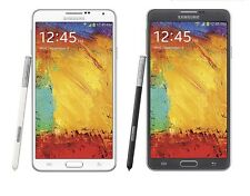 New Samsung Galaxy Note 3 III N900a 32GB GSM Unlocked 13.0 MP Cellphone