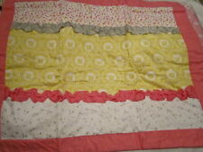Circo Princess Quilt Set Happily Ever After Full/Queen Ruffles Pink Girl NEW