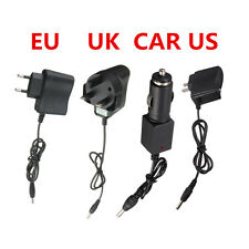 EU/UK/US/CAR CARGADOR USB Batería Recargable 18650 Pila para Flashlight Linterna