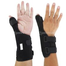 Thumb Spica Splint Wrist Support Stabiliser Brace Sprain Strain Carpal Tunnel