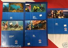 PADI Specialty manual scuba diving equipment dive class master scuba diver