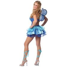 Butterfly Costume Adult Sexy Fairy Halloween Fancy Dress