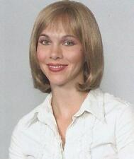 Straight Light Brown Page Full Wigs w/ Bangs- Topaz Wig