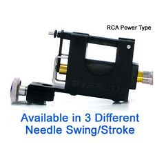 STEALTHLITE ROTARY Tattoo Machine RCA Perfect Shader or Liner Supply (3 Sizes)