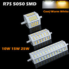 R7S Dimmable 10W/15W 78/118mm 5050/5730 SMD Flood Light Bulb Lamp  24/36/48 LEDs